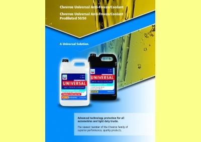 Chevron Anti-Freeze/Coolant